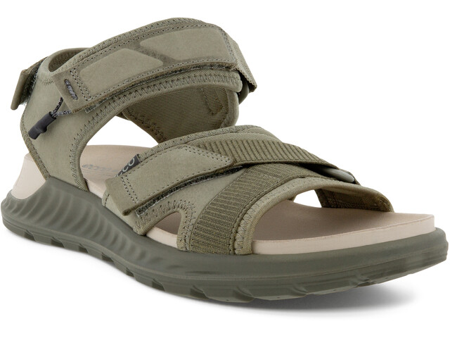 ECCO Exowrap 3S Sandals Men vetiver/vetiver